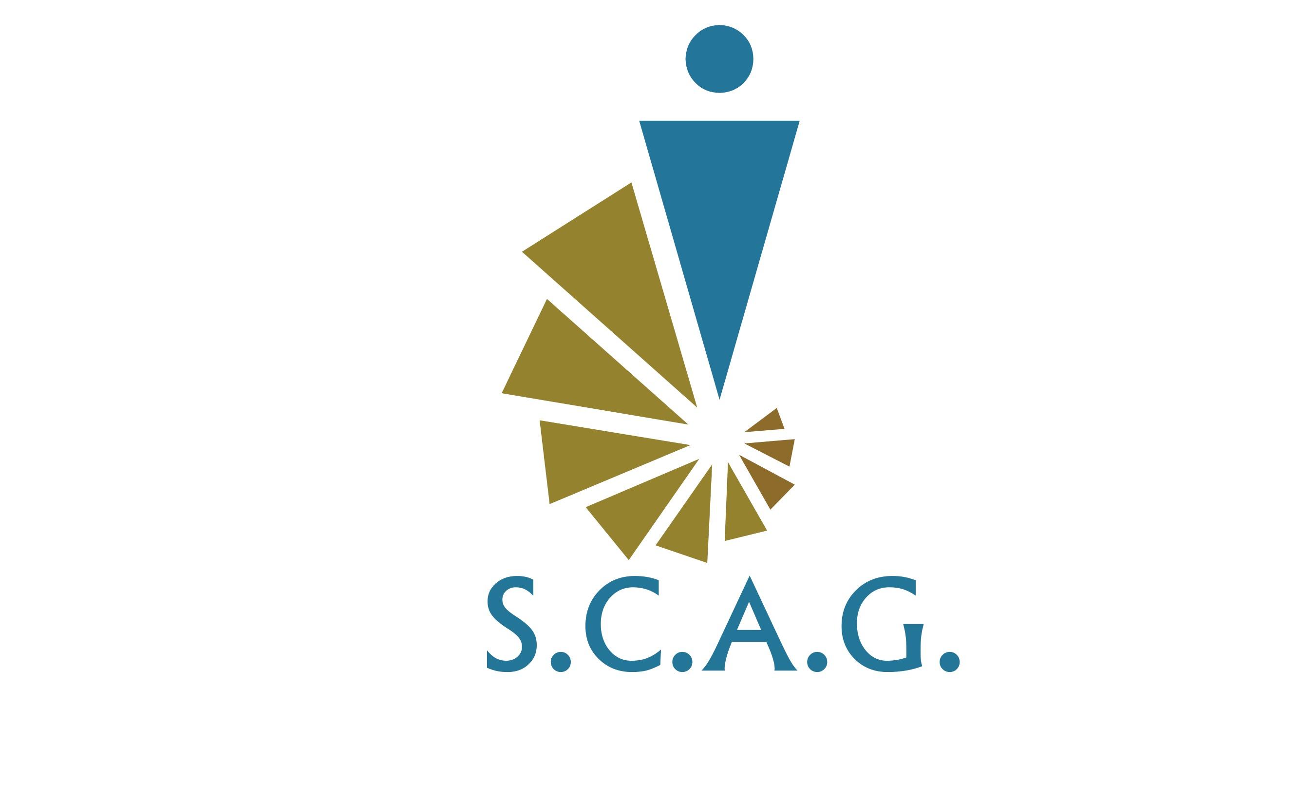 SCAG logo -